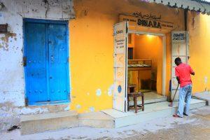 Zanzibar grad boja